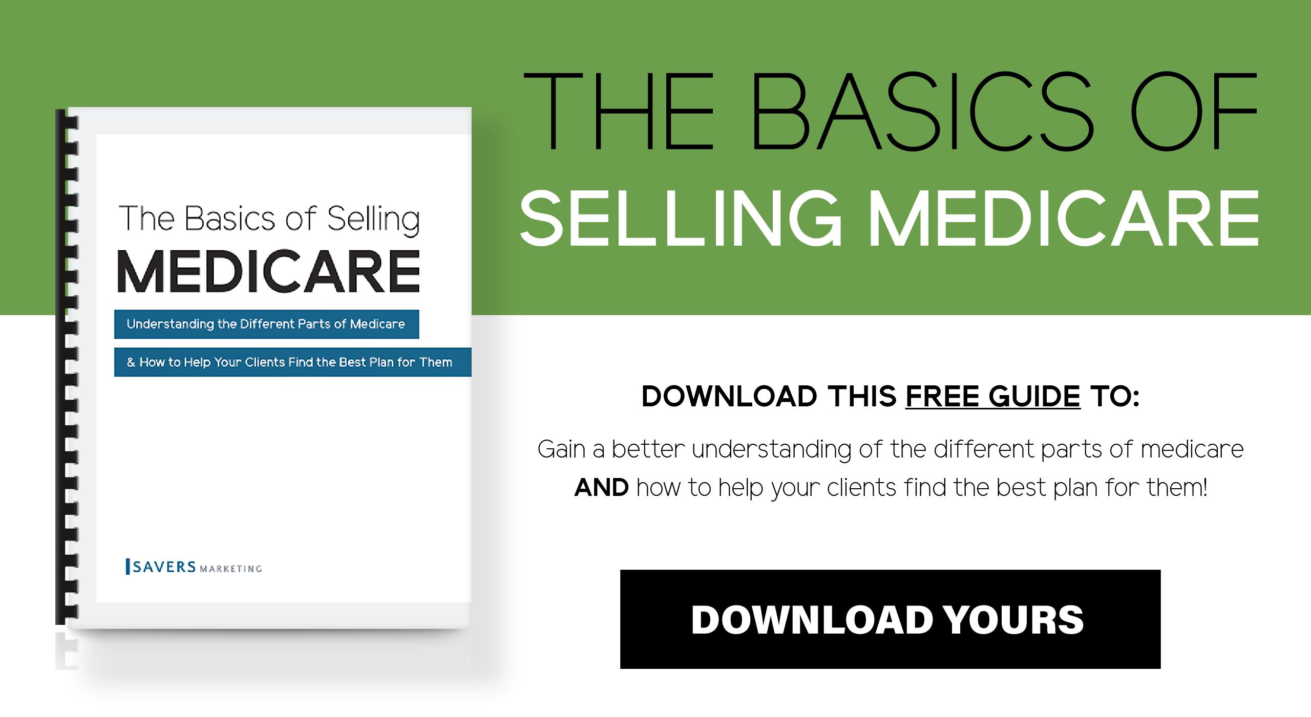 Basics of Selling Medicare