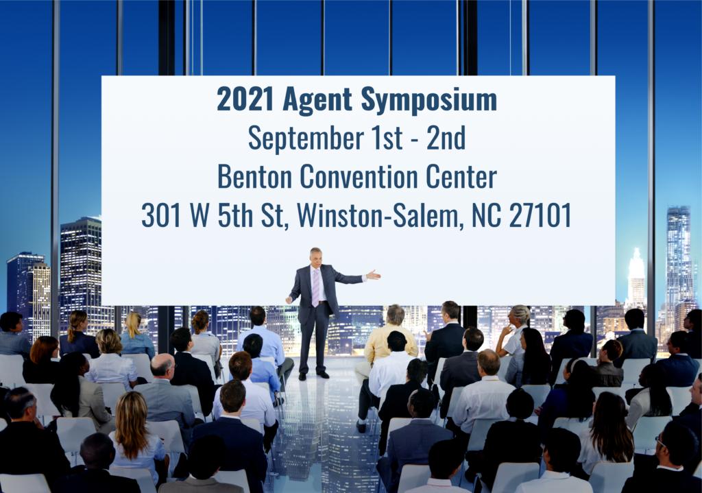 2021 Agent Symposium Graphic Benton CC